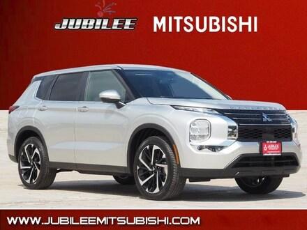 New 2022 Mitsubishi Outlander ES CUV for sale in Waco, TX
