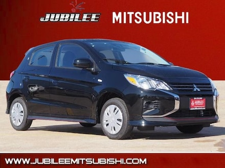 New 2021 Mitsubishi Mirage Hatchback for sale in Waco, TX