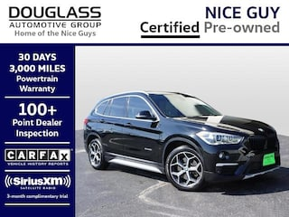 Used  2017 BMW X1 sDrive28i SAV WBXHU7C35H5H33316 for sale in Waco, TX