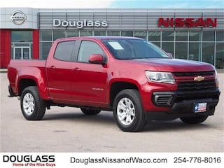 Used  2021 Chevrolet Colorado LT 4x2 Crew Cab 5 ft. box 128.3 in. WB 1GCGSCEN8M1123639 for sale in Waco, TX