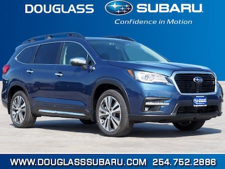 Featured New 2021 Subaru Ascent Touring 7-Passenger SUV for Sale in Waco, TX