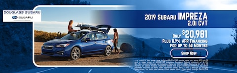 August 2019 Impreza Special