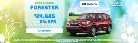 April 2020 Forester Special