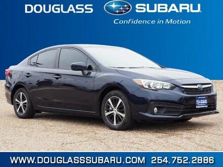 Featured New 2020 Subaru Impreza Premium Sedan for Sale in Waco, TX