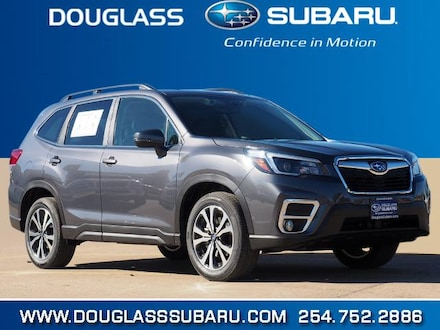 Featured New 2021 Subaru Forester Limited SUV for Sale in Waco, TX