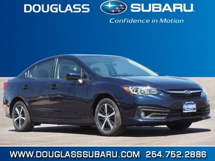 Featured New 2021 Subaru Impreza Premium Sedan for Sale in Waco, TX