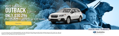 July 2019 Outback Special