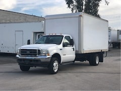 2004 FORD F450 w/16' Box & Ramp