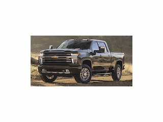 2021 Chevrolet Silverado 2500HD High Country Truck Crew Cab
