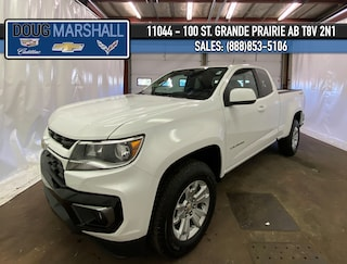 2021 Chevrolet Colorado 4WD LT Truck Extended Cab