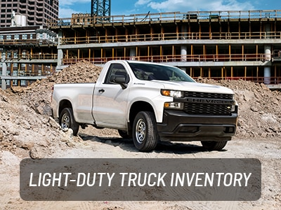 LIGHT DUTY TRUCK INVENTORY