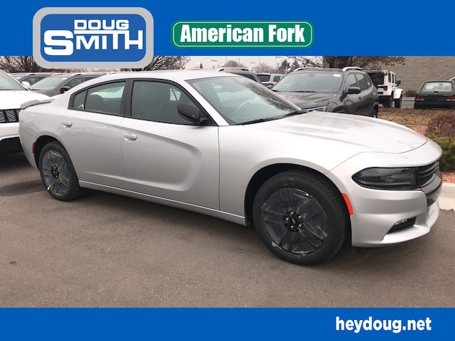 New 2019 Dodge Charger SXT AWD Sedan in American Fork, UT