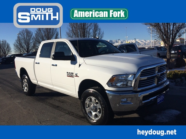 New 2018 Ram 2500 BIG HORN CREW CAB 4X4 6'4 BOX Crew Cab in American Fork, UT