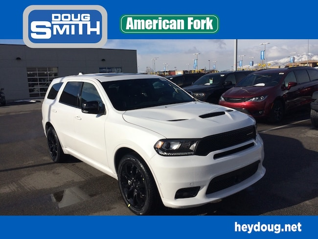 New 2019 Dodge Durango R/T AWD Sport Utility in American Fork, UT
