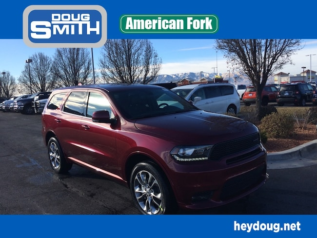 New 2019 Dodge Durango GT PLUS AWD Sport Utility in American Fork, UT