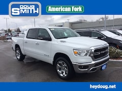 New 2019 Ram 1500 BIG HORN / LONE STAR CREW CAB 4X4 5'7 BOX Crew Cab in American Fork, UT