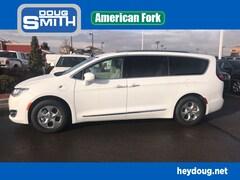 New 2019 Chrysler Pacifica Hybrid TOURING L Passenger Van in American Fork, UT