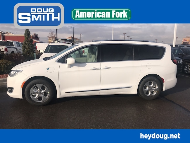 New 2019 Chrysler Pacifica Hybrid For Sale In American Fork