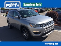 New 2018 Jeep Compass LATITUDE 4X4 Sport Utility in American Fork, UT