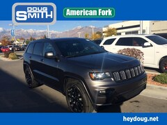 New 2019 Jeep Grand Cherokee ALTITUDE 4X4 Sport Utility in American Fork, UT