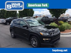 New 2018 Jeep Compass LATITUDE FWD Sport Utility in American Fork, UT