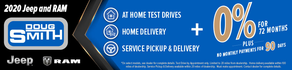 Best New Truck and Car Ram and Jeep Deals in Utah