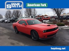 New 2019 Dodge Challenger GT AWD Coupe in American Fork, UT