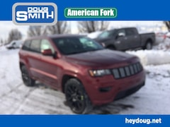 New 2019 Jeep Grand Cherokee ALTITUDE 4X4 Sport Utility in American Fork, UT