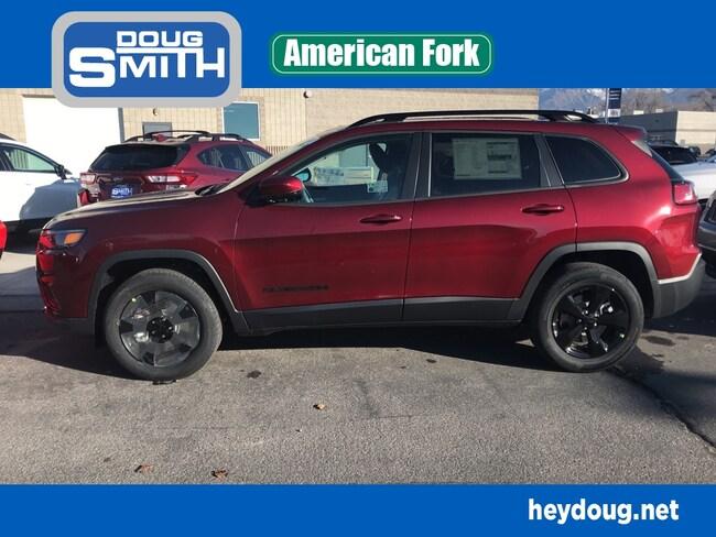 New 2019 Jeep Cherokee ALTITUDE 4X4 Sport Utility in American Fork, UT