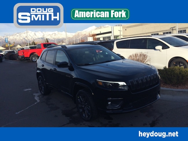 New 2019 Jeep Cherokee HIGH ALTITUDE 4X4 Sport Utility in American Fork, UT