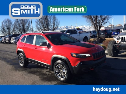 New 2019 Jeep Cherokee For Sale at Doug Smith Chrysler Jeep