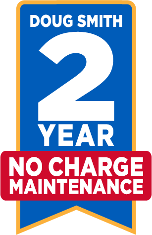 Doug Smith No Charge Maintenance Package