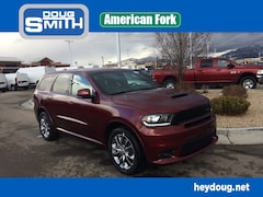 New 2019 Dodge Durango R/T AWD Sport Utility in American Fork, UT
