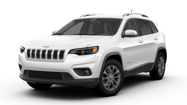New 2019 Jeep Cherokee LATITUDE PLUS 4X4 Sport Utility in American Fork, UT