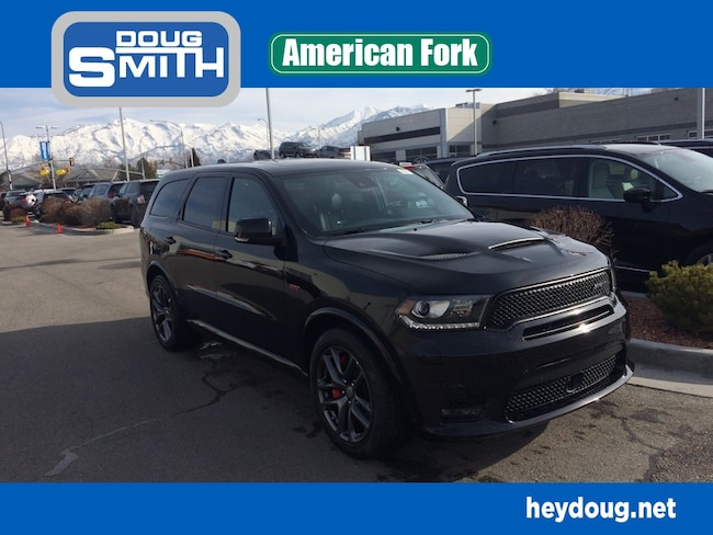 New 2019 Dodge Durango SRT AWD Sport Utility in American Fork, UT