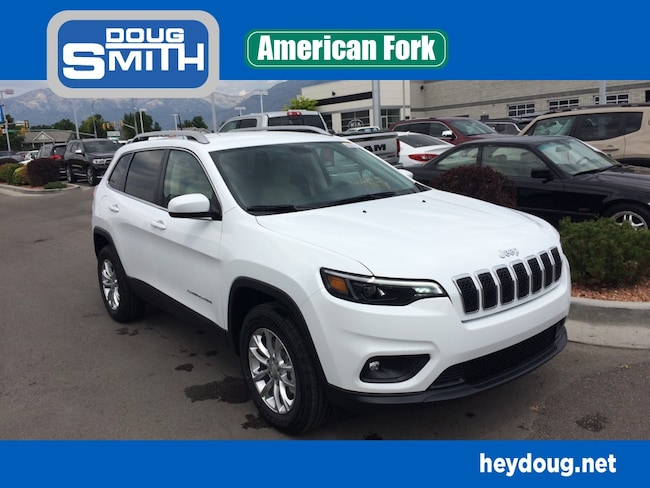 New 2019 Jeep Cherokee LATITUDE 4X4 Sport Utility in American Fork, UT