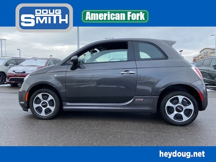 2019 FIAT 500e Battery Electric Hatchback