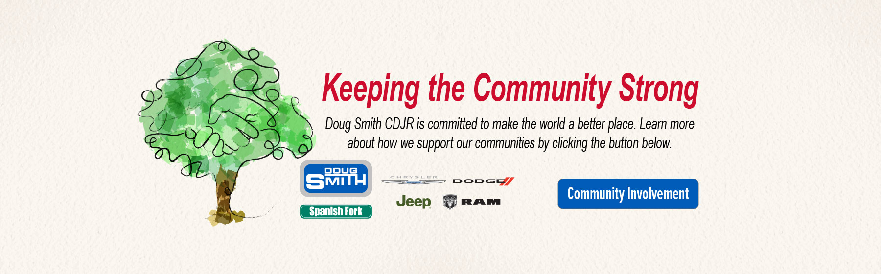 Doug Smith Car Dealerships Supports our Communities