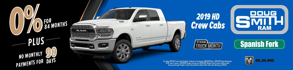 Ram Heavy Duty Truck Offers March 2020 - Utah's Best Truck Deals and Specials