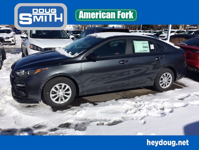 New 2019 Kia Forte FE Sedan For Sale/Lease American Fork, UT