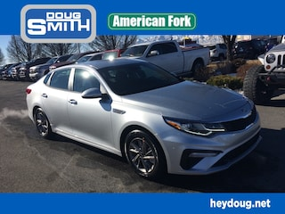 New 2019 Kia Optima LX Sedan in American Fork, UT