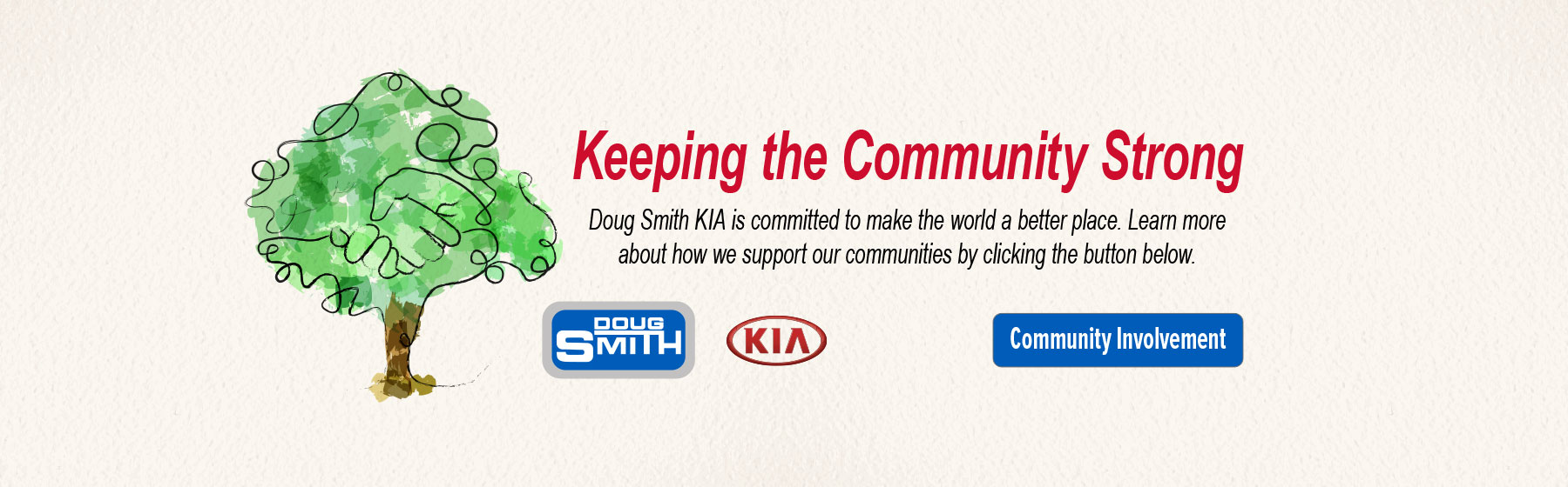 Doug Smith Kia Supports our Communities