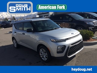 New 2020 Kia Soul LX Wagon in American Fork, UT