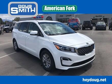 Featured New 2021 Kia Sedona LX Minivan/Van for Sale in American Fork, UT