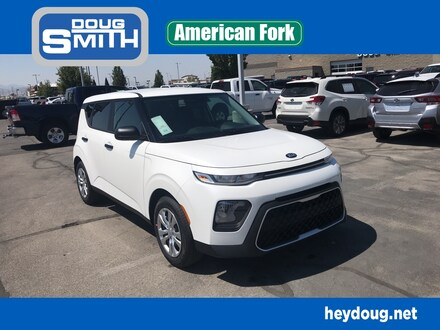 Featured New 2021 Kia Soul LX Hatchback for Sale in American Fork, UT