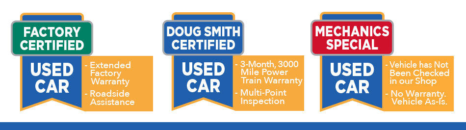 Doug Smith Pre-Owned Cars