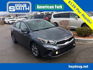 New 2019 Kia Forte LXS Sedan in American Fork, UT