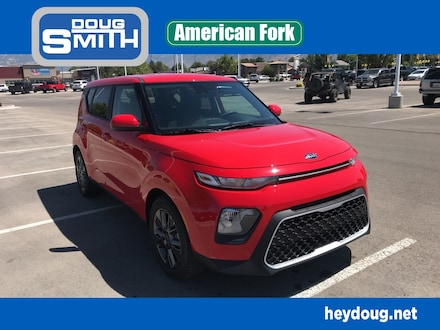 Featured New 2021 Kia Soul S Hatchback for Sale in American Fork, UT