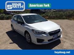New Subaru 2019 Subaru Impreza 2.0i 5-door 4S3GTAA62K1742248 for sale in American Fork, UT