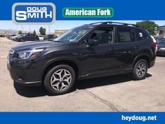 New Subaru 2019 Subaru Forester Premium SUV JF2SKAECXKH531269 for sale in American Fork, UT